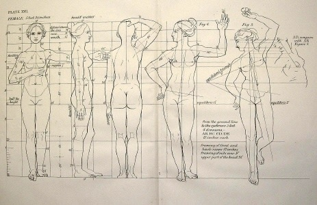 Art Students Guide to Proportion